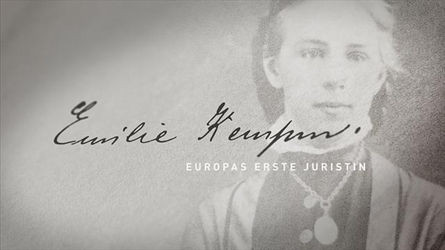 Europas erste Juristin
